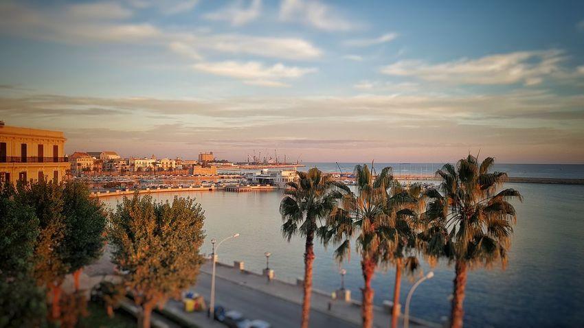 City Water Sea Cityscape Samsung Galaxy S7 Edge Horizon Over Water Cityscape Sunrise