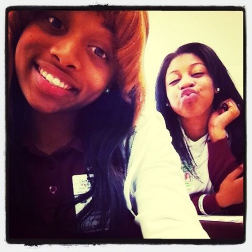 School , I Miss 4th Period With Her