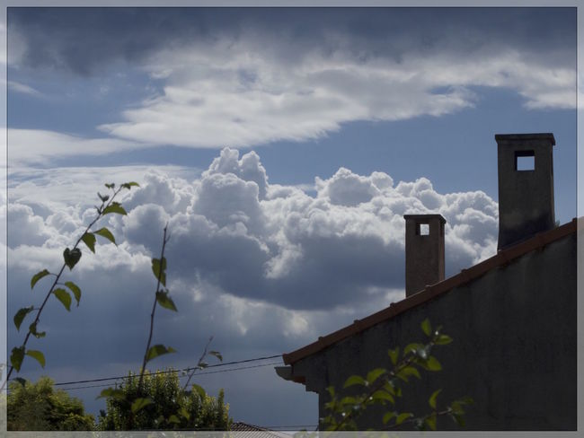 Beauty In Nature Cloud - Sky Nature Nuages Nuages D'orage Nuages Et Ciel Paysage Sky
