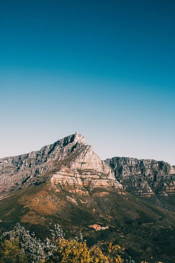 Hiking Nature South Africa Table Mountain The Week On EyeEm View Capetown Mountain Table Mountain National Park Vacation