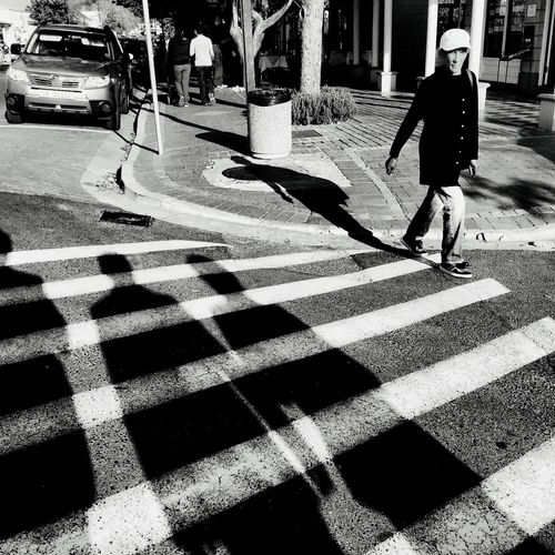The Street Photographer - 2016 EyeEm Awards Franschhoek South Africa Shadows pedestrian