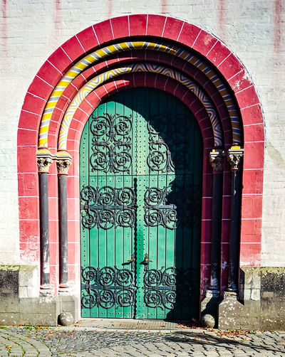Kirchentüre 2