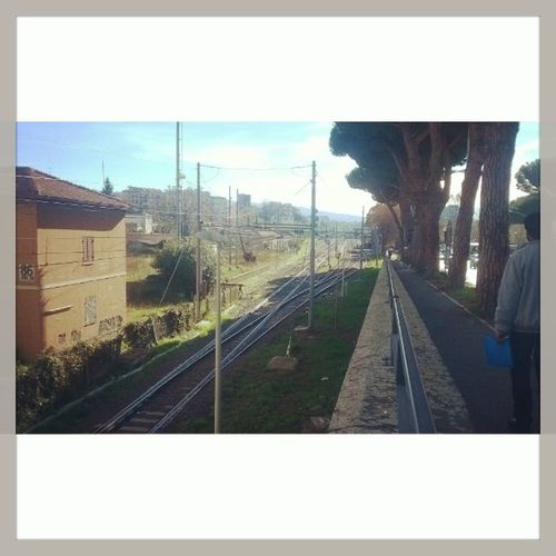 Yuricrispi 🚃: Stazione di VITERBO Porta Romana. (Igersviterbo Igerslazio Igersitalia Igersoftheday Igersferrovieitaliane Viterbo )
