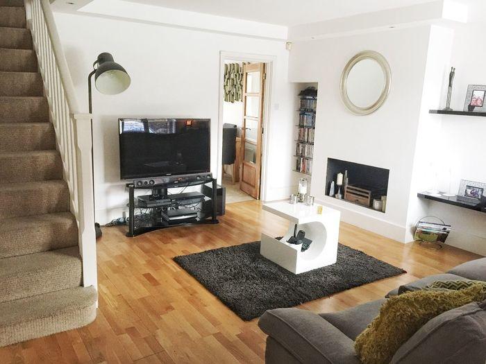 Interior Views White Balance Reception Living Room