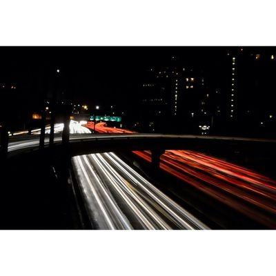 Summer nights 👌 Weshootla Losangeles La_lurking Longexposures Nikon