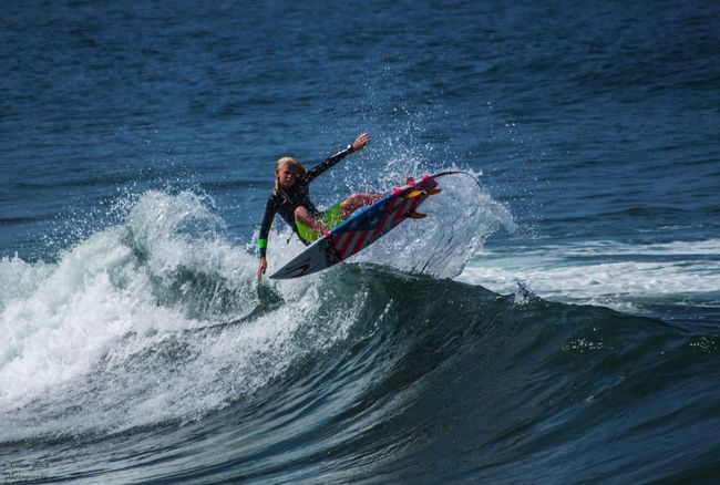 Surf's Up Surfing Surfingphotography Durban South Africa North Beach
