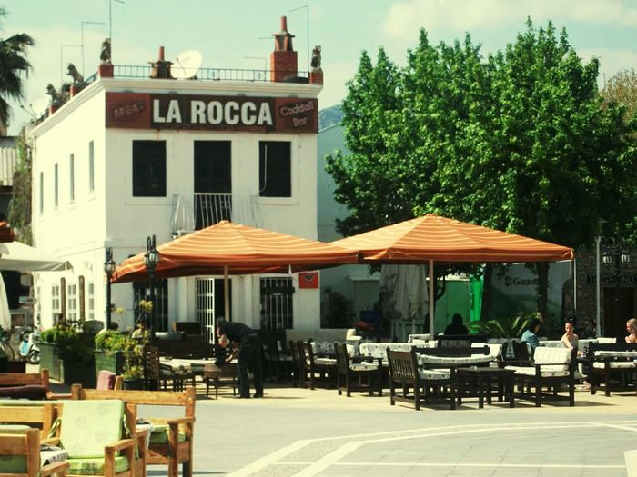 La Rocca Marmaris Town Happyday Mugla Seaside Cafe Summer