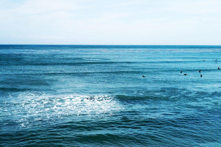 Sea Sea Sea And Sky Seascape Ocean Ocean View