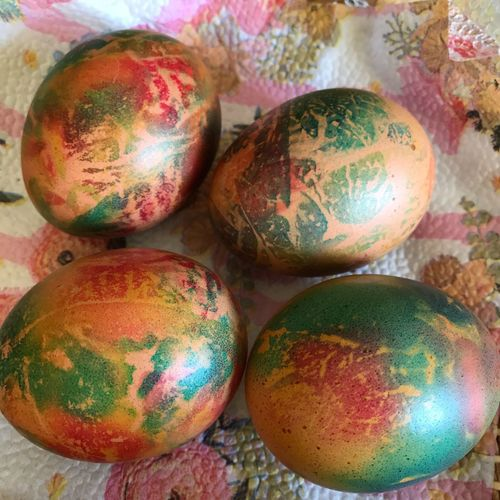 Celebration Egg Easter Still Life Food Multi Colored Easter Egg Food And Drink Indoors  Holiday No People High Angle View Decoration Holiday - Event Close-up Group Of Objects Art And Craft