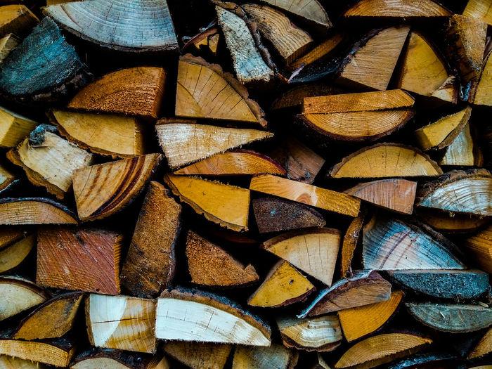 50 shades of wood
