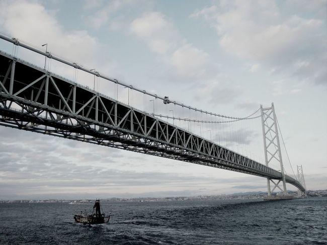 Architecture Bridge Akashi Akashi Kaikyo