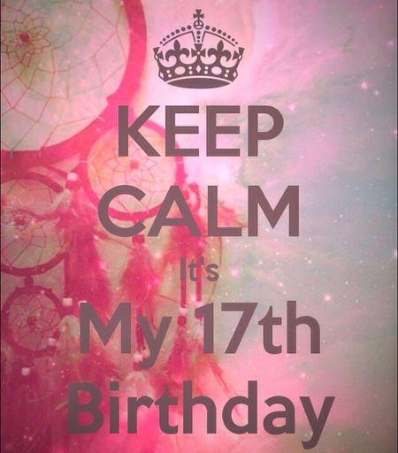 Its My Birthday  My Birthday Lalala ✌&❤ I Love It ❤ Have Fun ❤❤❤