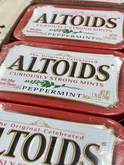 Mints Altoids