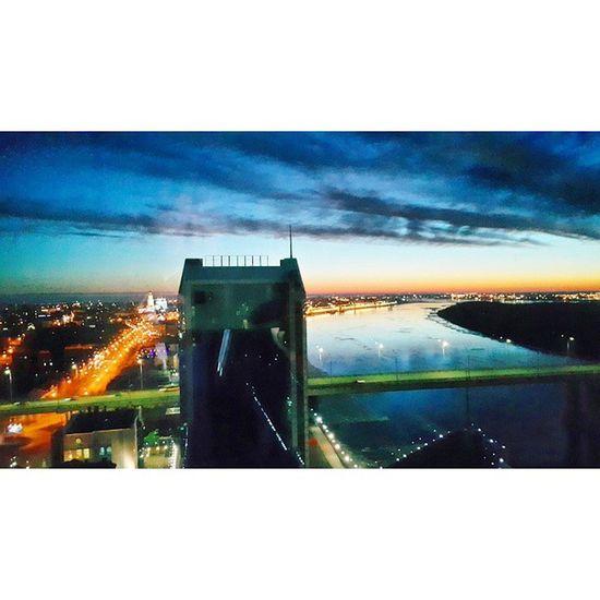 Вид из квартиры... Астрахань небо астраханскоенебо YouAst Instrakhan Helloastrakhan My_astrakhan бочарофф безфильтра Vscocam