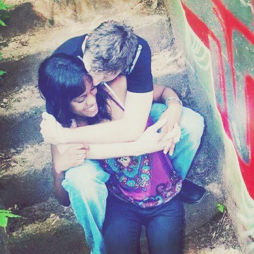 Love knows no color. Interraciallove Interracial Couple Black&white Love