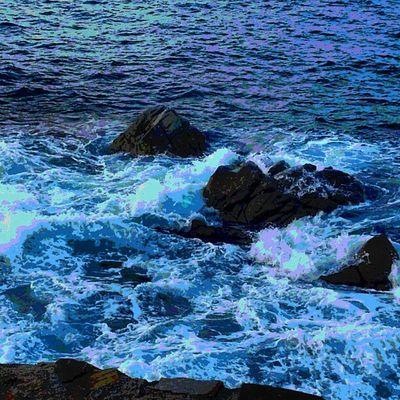 Mar enbravada Lloretdemar Igersgirona Incostabrava Mar catalunyaexperiencie cales