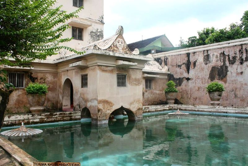 Architecture Water Travel Built Structure Travel Destinations Vacations Day Travel Photographer The Purist (no Edit, No Filter) Architecture Taman Sari - Yogyakarta Pesonaindonesia Wonderful Indonesia Buythisone