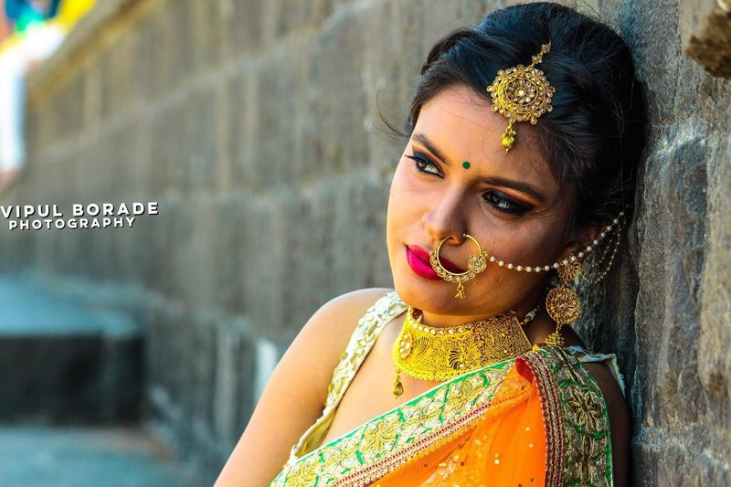 A Bridal Dream +919920100171 Pretty Girl Freshlook Attire For The Day Attire Peaceful Girl Bride Lenhga Marriage  Bright Only Women Traditional Clothing Cultures Beauty Adults Only Adult One Woman Only Beautiful Woman Beautiful People Young Women One Young Woman Only Fashion Women Lifestyles Make-up Sari Portrait People