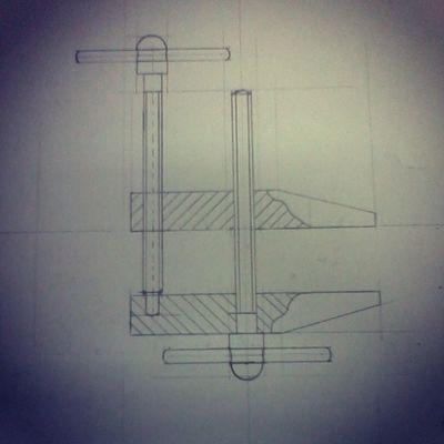 okay done with engineering drawing Ikmlumut Foundri