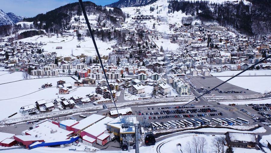 Snow Winter Cold Temperature Mountain