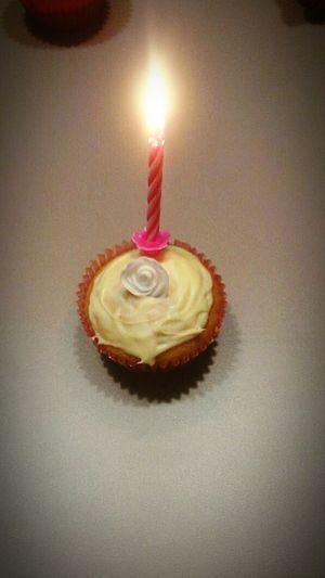 Grazie debbina mia!!! ??❤❤ Muffin Happy Birthday! Birthday Cake Sister ❤ Candela Sister Love ♡ Family❤