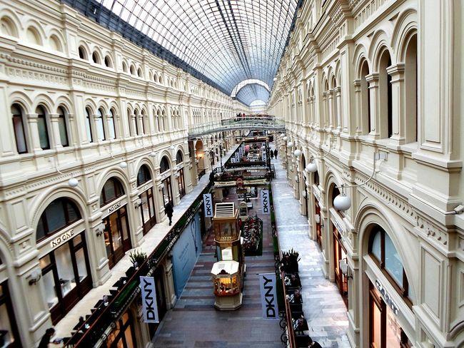 ГУМ Москва Moscow ArtWork Lifestyle
