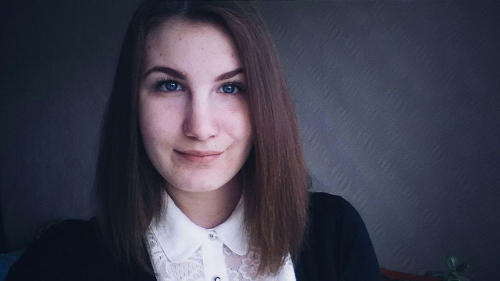 That's Me Hello World Beautiful Girl Faces Of EyeEm People Pretty Girl Selfie