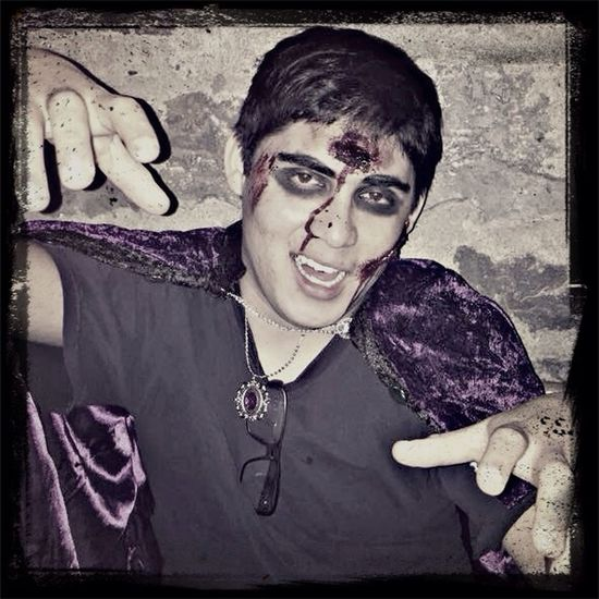 Halloween ☺️??? Halloween Selfie Party Zombie