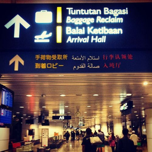 touch down.... :D