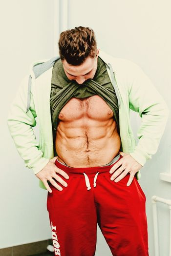Фитлайн Тренер Sport FitlineVlad Zkm Perm One Person Young Adult One Man Only Standing Indoors  Only Men Day Real People Muscular Build People Adult First Eyeem Photo