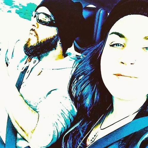 Me and my fave girl out for a rip ! Only Women One Woman Only Lipstick Gangstersquad Hipster - Person Handsome Eyemphotography EyeEm Best Shots Crews Cr8tions Abstract Photography Taking Photos Blue Eyes EyeEm Best Edits TRUE LOVE ❤