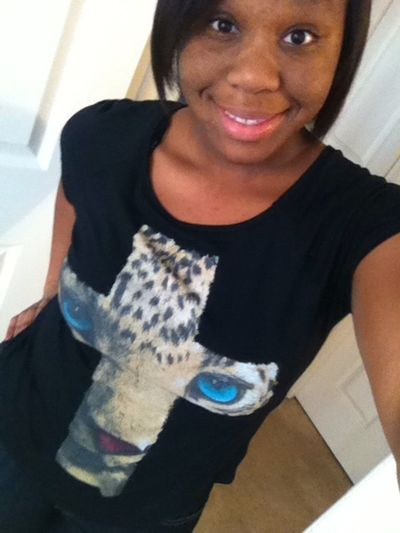 My tiger shirt