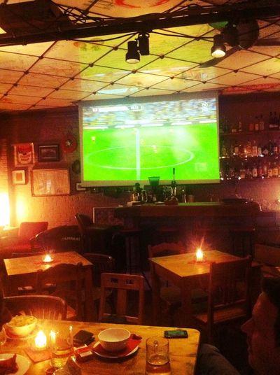 Bundesligastart at Sloppy Joe's Bar Bundesligastart