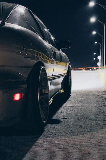 Car Night No People Lowride Tuning Cars Tuninglife Boostlife JDM Cars Transportation Headlight Outdoors Tire