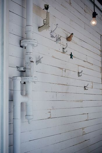 Art Is Everywhere Wall White Color Objects