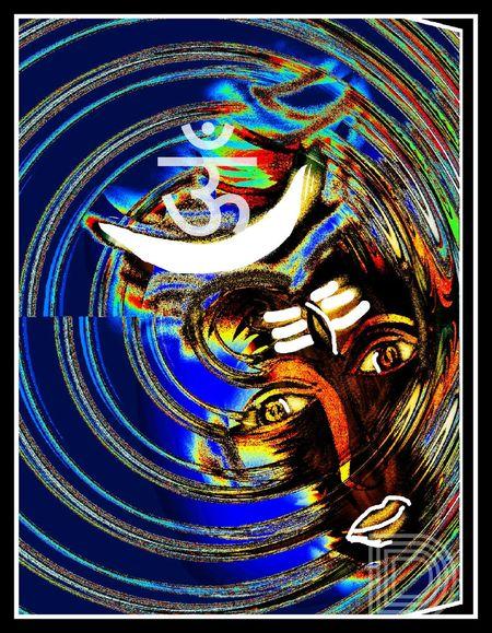 Hi! Hello World Eyem Gallery Beauty Define Art Devotion Art Gallery Inspirational Digital Art Shiva Lord Mahadev