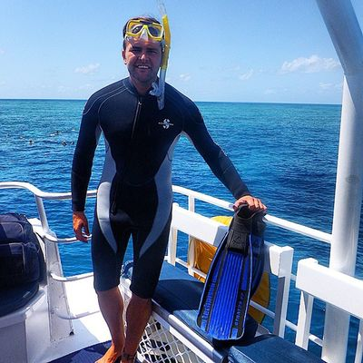 Probably one of the best experiences of my life - Diving at Great Barrier Reef Thisisqueensland Seeaustralia Rtw Travelling Cairns ChasingTheWorld Diving GreatBarrierReef EastCoast LifeOnTheMove