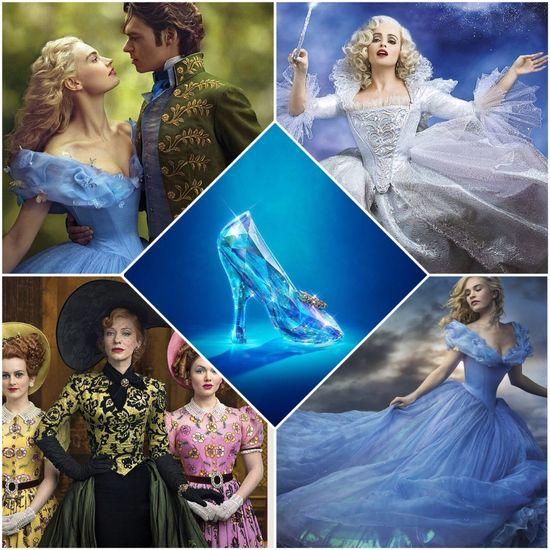 MOVIE Movie Posters Cinderella 2015