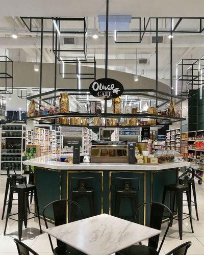 Store Cafe Oliver Cafe