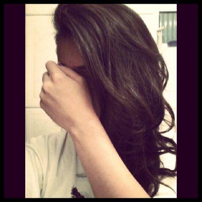 So shy :*