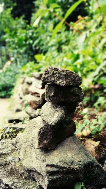 Stone art. Stonework Belief