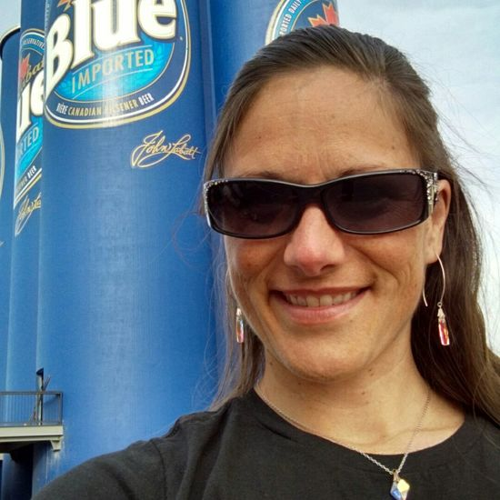 Buffalo Riverworks buffalo,ny Beer Labattblue Summer My Hometown
