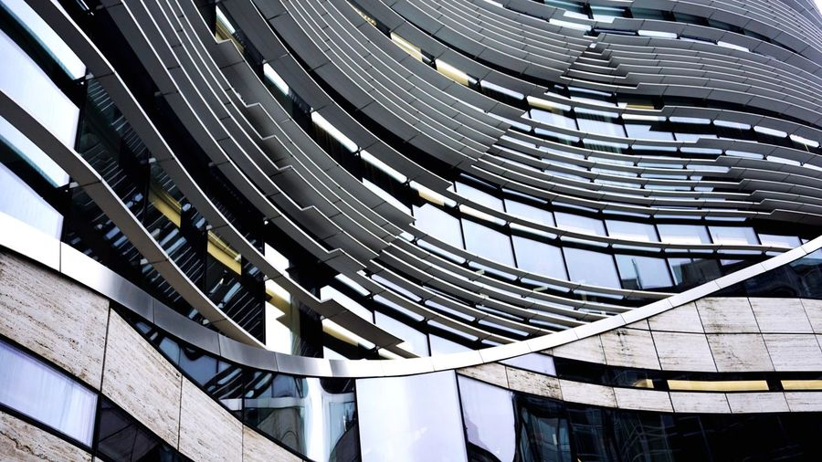 EyeEmNewHere Architecture Built Structure Pattern Modern Indoors  Building Exterior No People