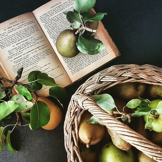 Fresh from the Orchard Freshness Food Healthy Eating Healthy Lifestyle Healty Organic Fruit Pear Healthy Food Vintagestyle Orchard Cooking Cooking Ingredient Cookbook Homecooking Nature_perfection Nature Naturesgift Garden Kitchen EyeEmNewHere