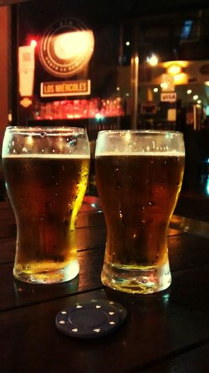 Holiday POV Beer Time Helada Birra