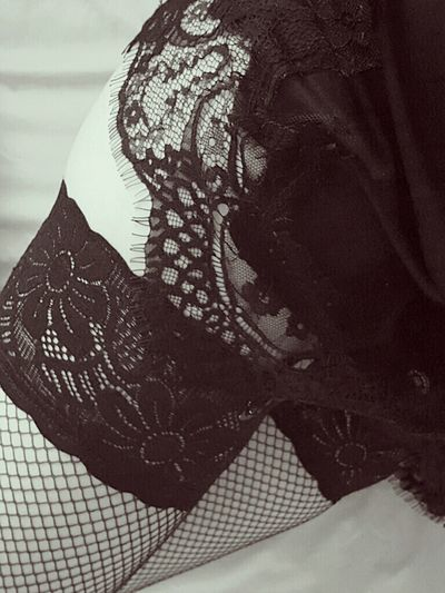 Good advice is something a man gives when he is too old to set a bad example. - La Rochefoucald. I'm too young to give good advice, so... 😉 Be Young Lace Lingerie Stockings Fishnetstockings Legs Legs Legs Legs Sensual_woman Blackandwhite Black & White B&w