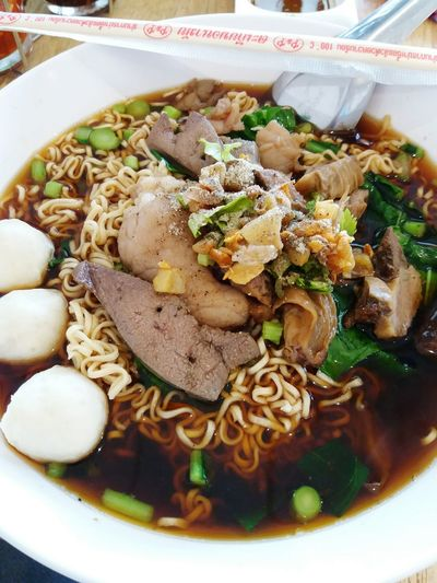 Food Food Porn Noodlesoup Food And Drink Close-up
