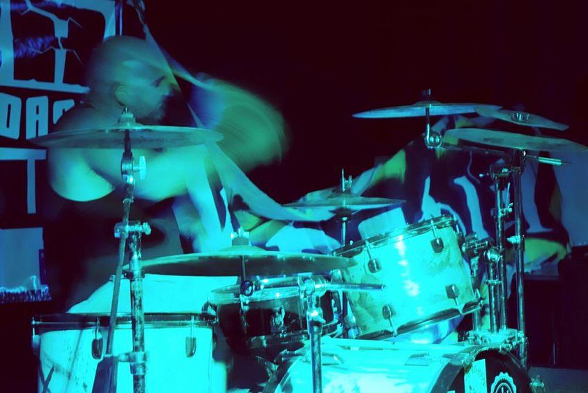 Drums Drummer Drunk Drumming No Reality Punks Not Dead Punkrock Punk Band Capturing Movement EyeEm Best Shots