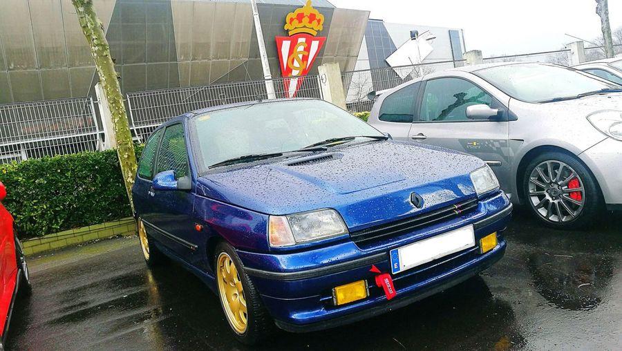 Renault Clio 1.8 8V RSI First Eyeem Photo