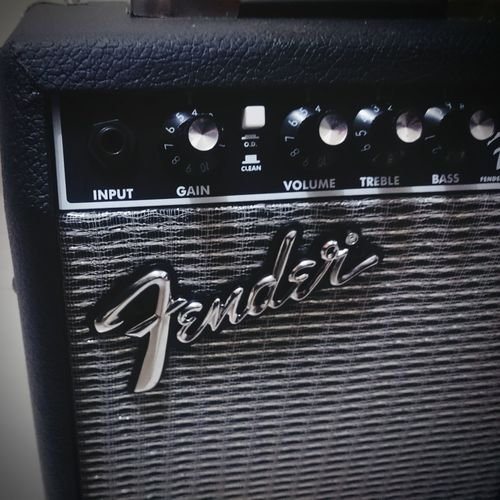 Fender Guitar Amplifier Music Photography  Fender Stratocaster